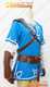 The Legend of Zelda Breath of the Wild cosplay costume cape